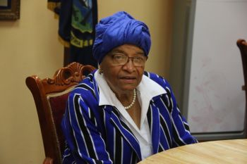 President Sirleaf Suspends Deadline for 72nd Barracks Eviction.